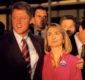 1992 Clintons to 2008 Clintons - More of the same